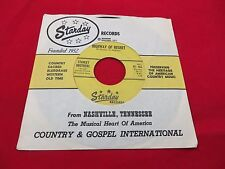 STANLEY BROTHERS ANOTHER NIGHT/HIGHWAY OF REGRET STARDAY 466