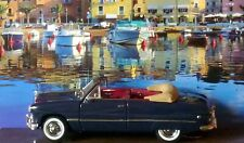 Franklin Mint 1:24 dark blue 1949 Ford Convertible