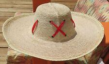 Sun Hat,Wide brimmed,Palm grass,sombrero,women,men,costume hat,gardening,Mexican