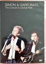 Simon & Garfunkel. The Concert In Central Park (2003) DVD