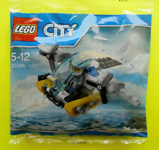 Lego City 30346 Hubschrauber Prison Island Helicopter Polybag