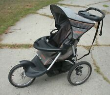 Baby Trend Expedition jogging stroller, complete; Qr large front wheel [2005]