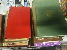 Vintage Books. Various Rare Collectable Titles & Authors. Bundle