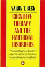 Cognitive Therapy and the Emotional Disorders (Penguin Psychology)-Aaron T. Bec