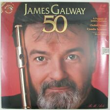 JAMES GALWAY James Galway At 50  (LASER DISC) 1992 CLASSICAL (SEALED/UNPLAYED)