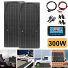 150w 300W Flexible Solar Panel Kit For Car Battery/Boat/Camping/RV/Power station