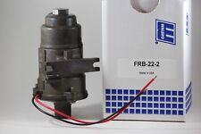 FRB 22-2 Walbro Marine Industrial Fuel Pump 12vdc 43 GPH for gasoline diesel.