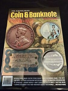 The Australian Coin & Banknote Magazine Volume 16 number 2 Mar 2013 free post