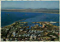 Postkarte Südafrika ~1970 Kapstadt Cape Town Harbour Victoria Basin South Africa