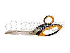 "8"" Double Serrated Shears for Carbon Fiber Fiberglass & fabrics made with Kevlar"