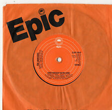 "The Jacksons - Even Though You're Gone 7"" Single 1977"