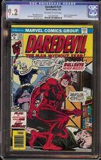 Daredevil # 131 CGC 9.2 OW/W (Marvel, 1976) 1st appearance of Bullseye