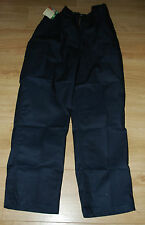Womens Ashdan Navy Combat trousers 18R BNWT