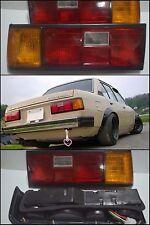 Toyota Corolla Sedan 1300 GL E70 KE70 TE71 Rear Body Tail Lamp Lights W/Harness