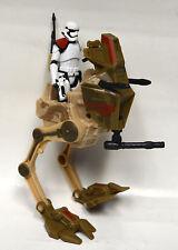 "Loose Star Wars Desert Assault Vehicle with Figure Stormtrooper 3 3/4"" Hasbro"
