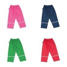 Pantalones de niña de 2 a 16 años de poliéster