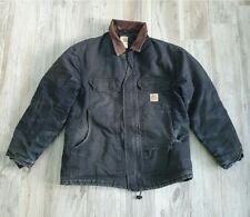 Vintage Carhartt Chore Sandstone Workers Artic Jacket Size XL