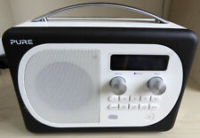 Pure Evoke D4 Mio Bluetooth Digital FM Radio Black Spares Repair ChargePAK F1