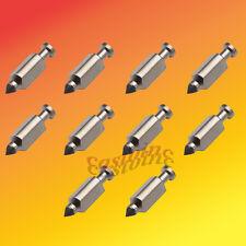 10 Carburetor Needle/ Float Valve-Replaces Briggs & Stratton 231855 & 231855S