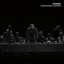 STORMZY GANG SIGNS & PRAYER CD 2017