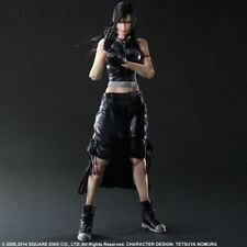 Play Arts Kai Final Fantasy 7 Advent Children Tifa Lockhart Action Figure Sq...