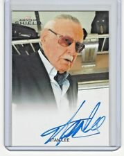 Agents of Shield Stan Lee Auto Signed Autograph Card Marvel Rittenhouse Rare!