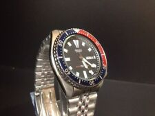 Vintage Seiko 6309-729A  Automatic Diver Mens watch UK seller