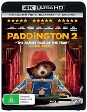 Paddington G Rated Blu-ray Discs-ray Movies