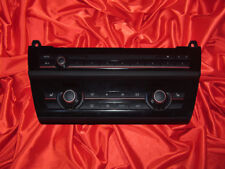 BMW F10 F11 5'es AIR A/C CLIMATE HEATER HEAD CD RADIO CONTROL UNIT Klima 9241243