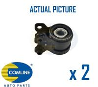 2 x NEW COMLINE FRONT LOWER REAR CONTROL ARM BUSH PAIR OE QUALITY CRB3011