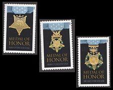 US 4822b 4823b 4988 Medal of Honor Vietnam War forever set MNH 2015