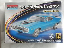 "Monogram '71 Plymouth GTX ""Dream Rides"" Model Kit"