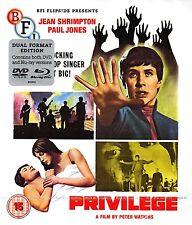 PRIVILEGE - DVD/Blu-ray Edition - Paul Jones(Manfred Mann), Jean Shrimpton - New