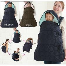 New Baby Carrier Toddler Multi Use Warmer Winter Shoulder Carrier Hood Podaeg 1