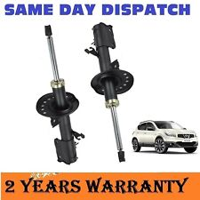 2 x FITS NISSAN QASHQAI 1.5DCi  2.0 DCi 2007 - 2013 FRONT SHOCK ABSORBER STRUT