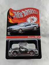 2012 Hot Wheels Rlc Delorean Dmc-12