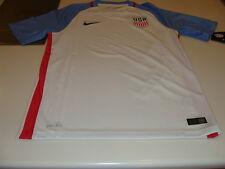 Team USA 2016 Federation Soccer Jersey Men's Stadium Home Small Copa America