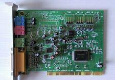 TARJETA DE SONIDO CREATIVE SOUNDBLASTER 128 PCI - CT4810 - FUNCIONANDO