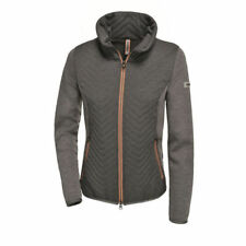 Pikeur Eless Ladies Fitted Jacket charcoal grey size 40 or UK 12