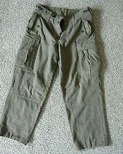 New listing Vintage 1960 German M & S Wool Green Pants