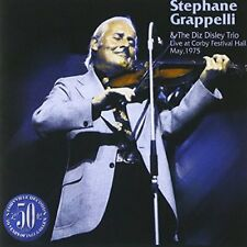 STEPHANE GRAPPELLI-LIVE AT CORBY FESTIVAL HALL MAY 1975-JAPAN CD Ltd/Ed B63