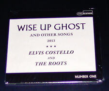 Elvis Costello Wise Up Ghost CD Schneller Shipping New & Original Packaging