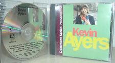 KEVIN AYERS - Classic Album & Single Tracks 1969-1980 - Document Series