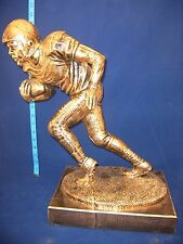 "Huge 18"" Resin Heisman Fantasy Football Trophy- Free Engraving!"