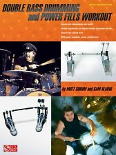 Double Bass Drumming & Power Fills Workout Learn to Play Drums Music Book