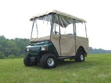 """4 sided driveable enclosure ;fit EZ GO Club Car with 80"""" tops only"""
