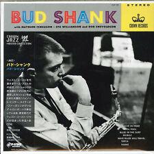 BUD SHANK-S/T-JAPAN MINI LP CD LTD E25