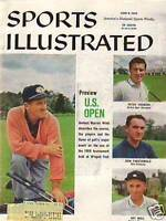 1959 Sports Illustrated June 8 - The U.S. Open