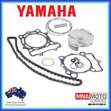 YAMAHA YZ250F TOP END ENGINE PARTS REBUILD KIT INC CAM CHAIN  2008 - 2011