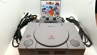 Sony PlayStation SCPH-9000 Console,Power & AV cable,Controller,Tales of Eternia